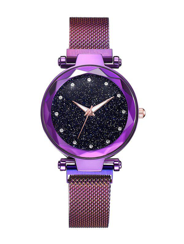 Online Starry Rhinestone Wrist Quartz Watch