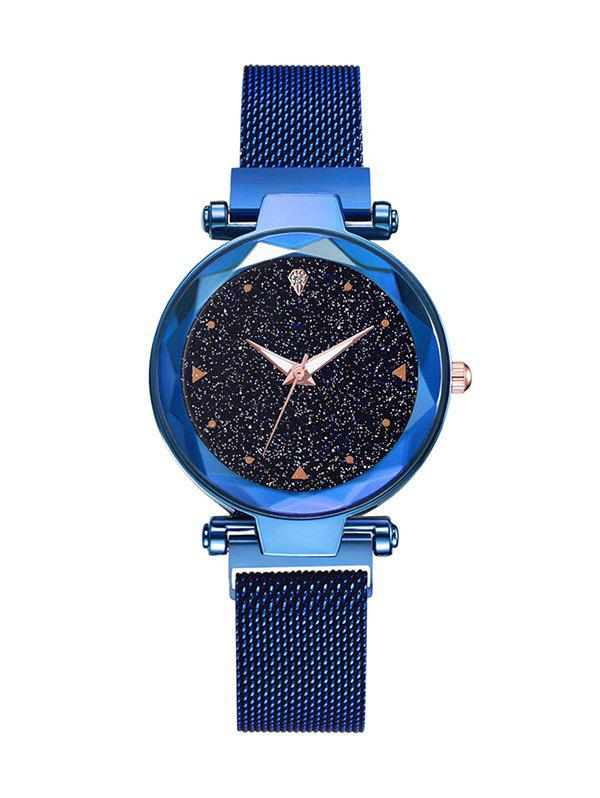 Chic Starry Rhinestone Wrist Quartz Watch