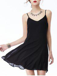 A Line Cami Short Dress -