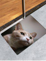 Tapis de Sol Chat Design -