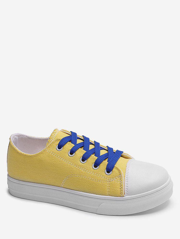 Discount Casual Solid Color Design Shoes