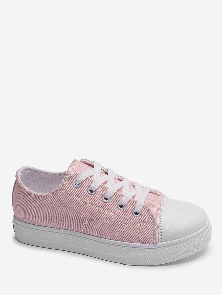 Cheap Casual Solid Color Design Shoes