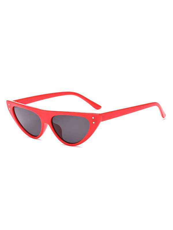Store Catty Eye Triangle Sunglasses