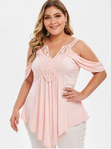 23a38489c14 Plus Size Tops | Crop Tops, Off The Shoulder Tops, Cold Shoulder ...