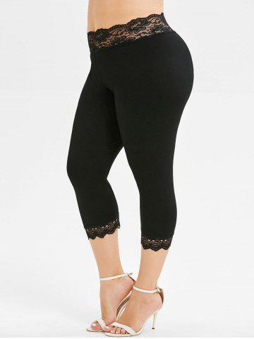 3bd26f9a0 Lace Insert Leggings - Free Shipping