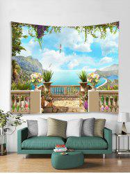 Landscape Art Decoration Wall Tapestry -