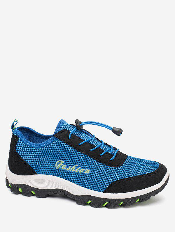 Hot Letter Design Casual Breathable Sport Sneakers