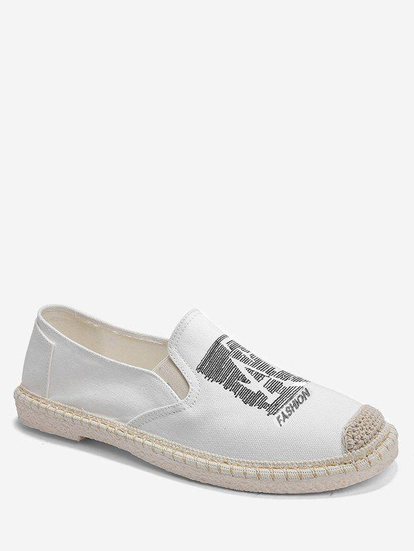 Affordable Casual Canvas Espadrille Shoes