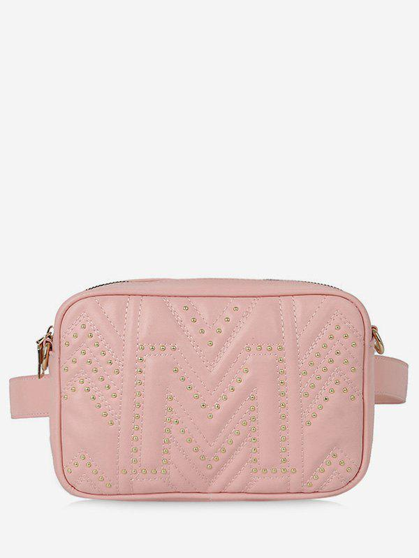 Sale Quilted Square Waist Pack