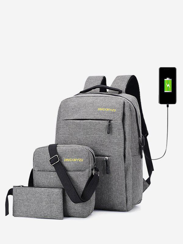 Outfits Big Capacity Casual Computer Backpack