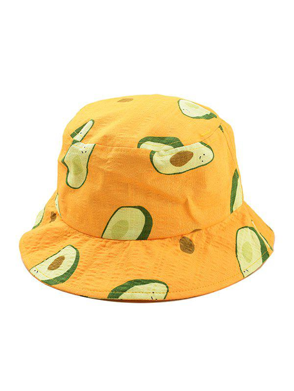 Discount Avocado Print Bucket Hat