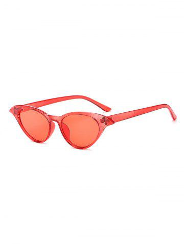 Anti UV Irregular Egg Shape Sunglasses