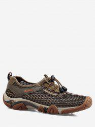 Fishnet Breathable Casual Shoes -