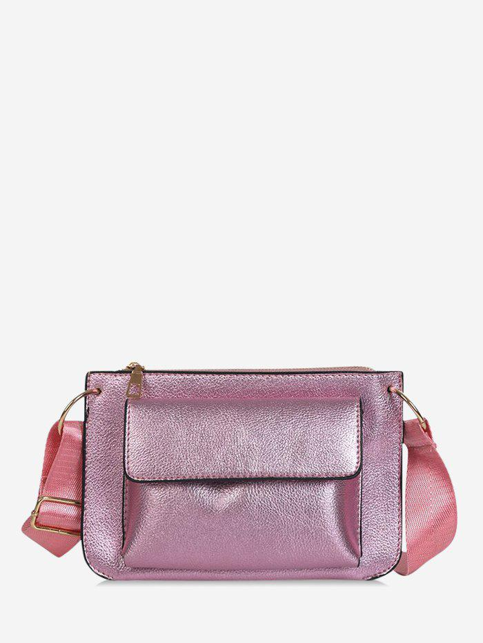 Cheap Punk Style Square Crossbody Bag