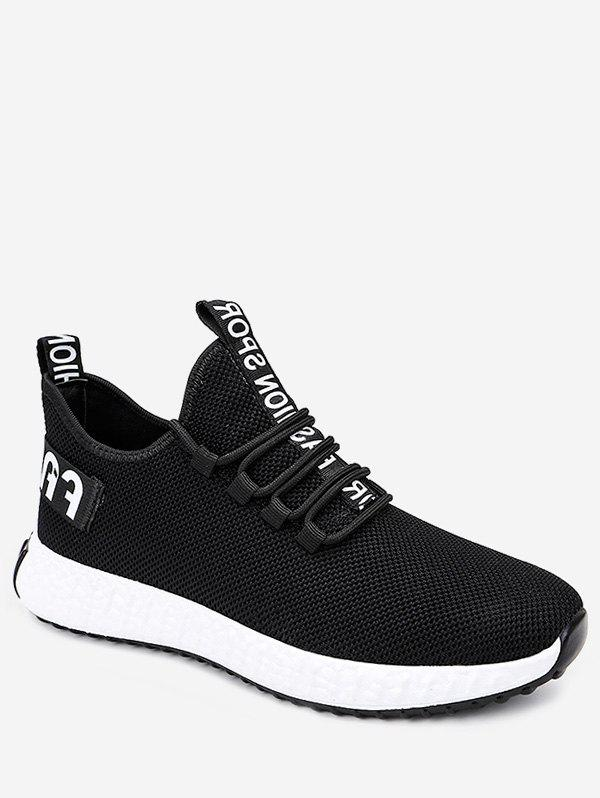 Affordable Letter Decor Outdoor Sneakers