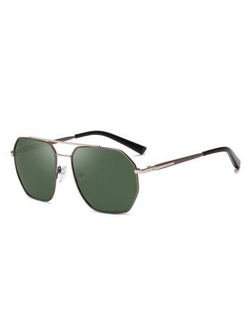 Polarized Metal Frame Driver Sunglasses