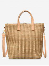 Pastoric Straw Big Handbag -