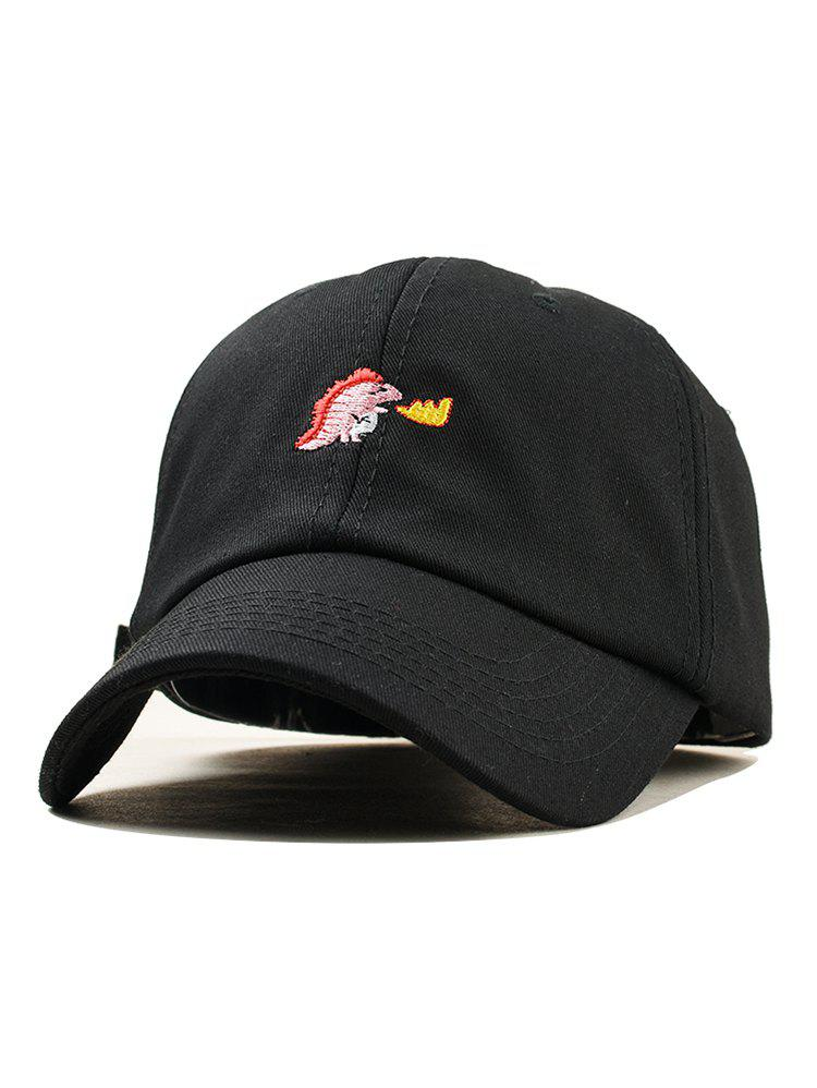 42470d9a7f0b1 35% OFF  Embroidered Dinosaur Baseball Cap