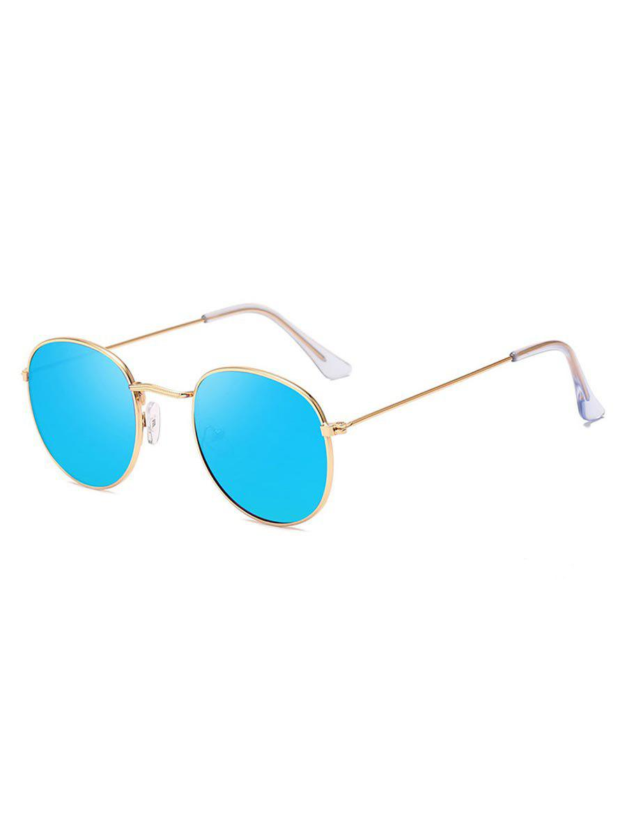 Buy Anti UV Retro Round Sunglasses