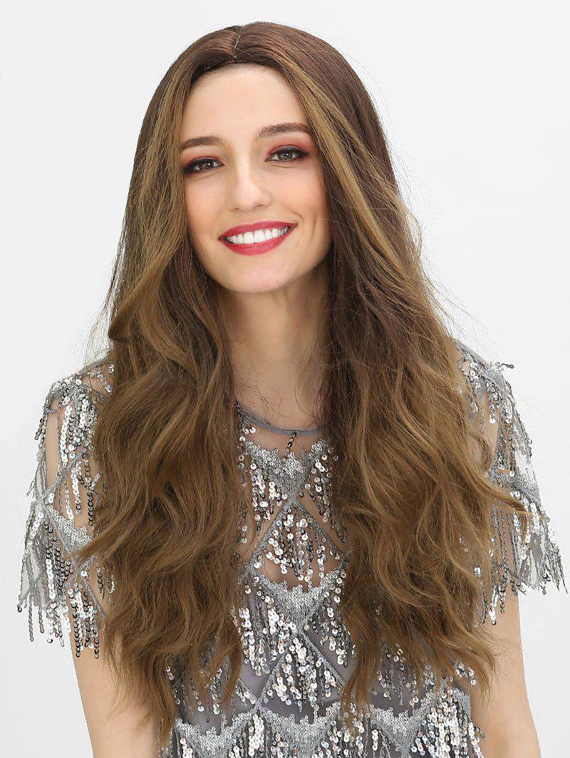 Shop Center Part Synthetic Long Wig