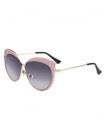 Polarized Butterfly Shape Decorated Sunglasses