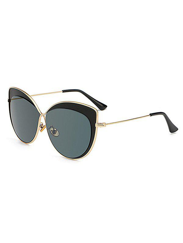 Sale Polarized Butterfly Shape Decorated Sunglasses