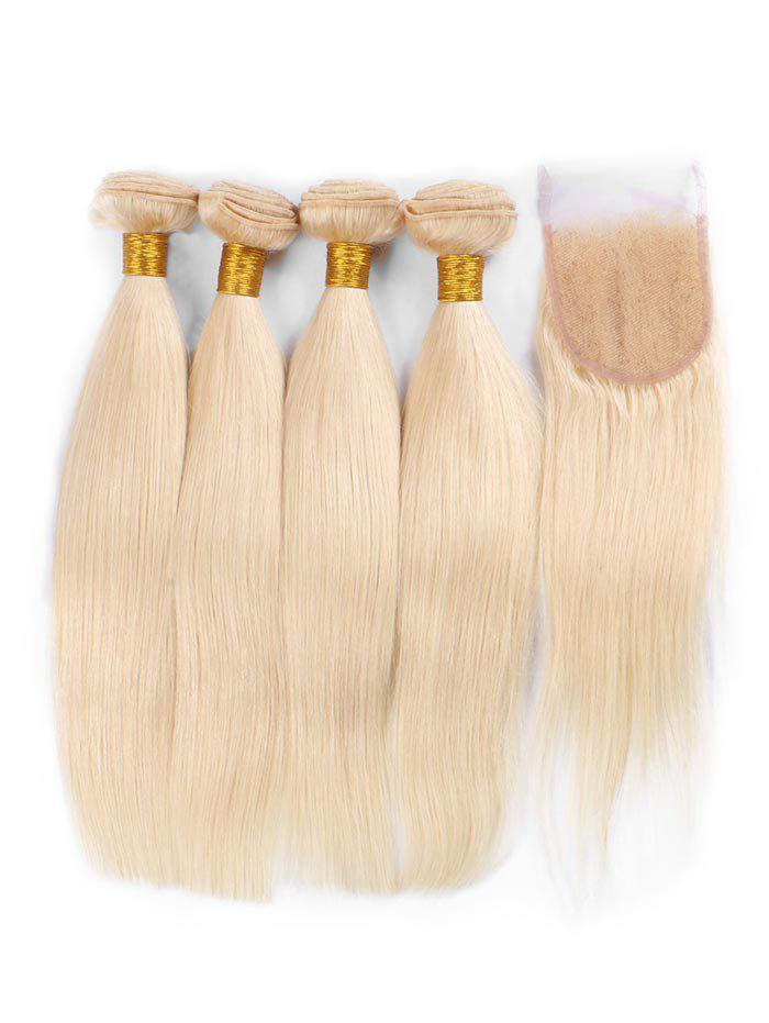 Latest Straight Long Human Hair Weft