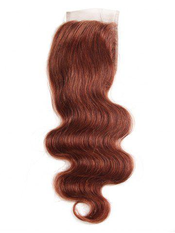 Body Wave Front Lace Human Hair Weft