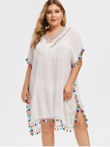 27a481bedb Plus Size Cover Ups   Womens Fashion Plus Size Swimsuit & Beach ...