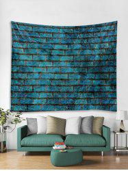 3D Print Brick Wall Hanging Tapestry -