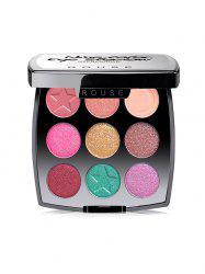9 Color Naked Eyeshadow Palette -