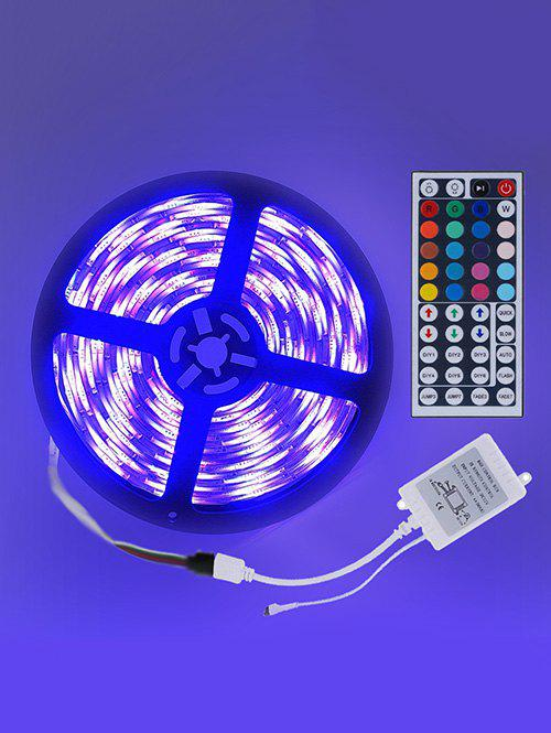 DC 12V 5 Meters RGB LED Strip Light with Control