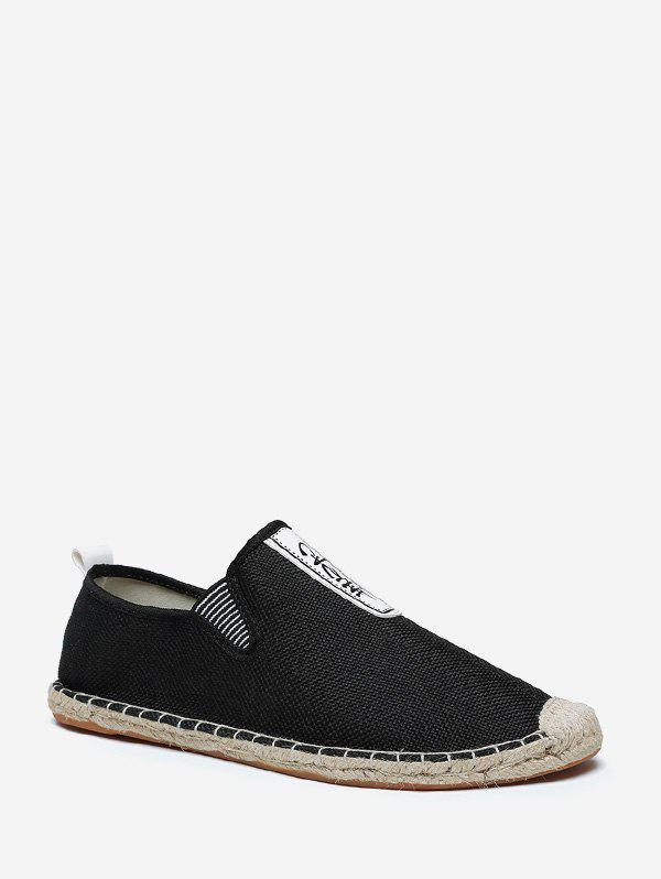 Best Slip On Linen Casual Shoes