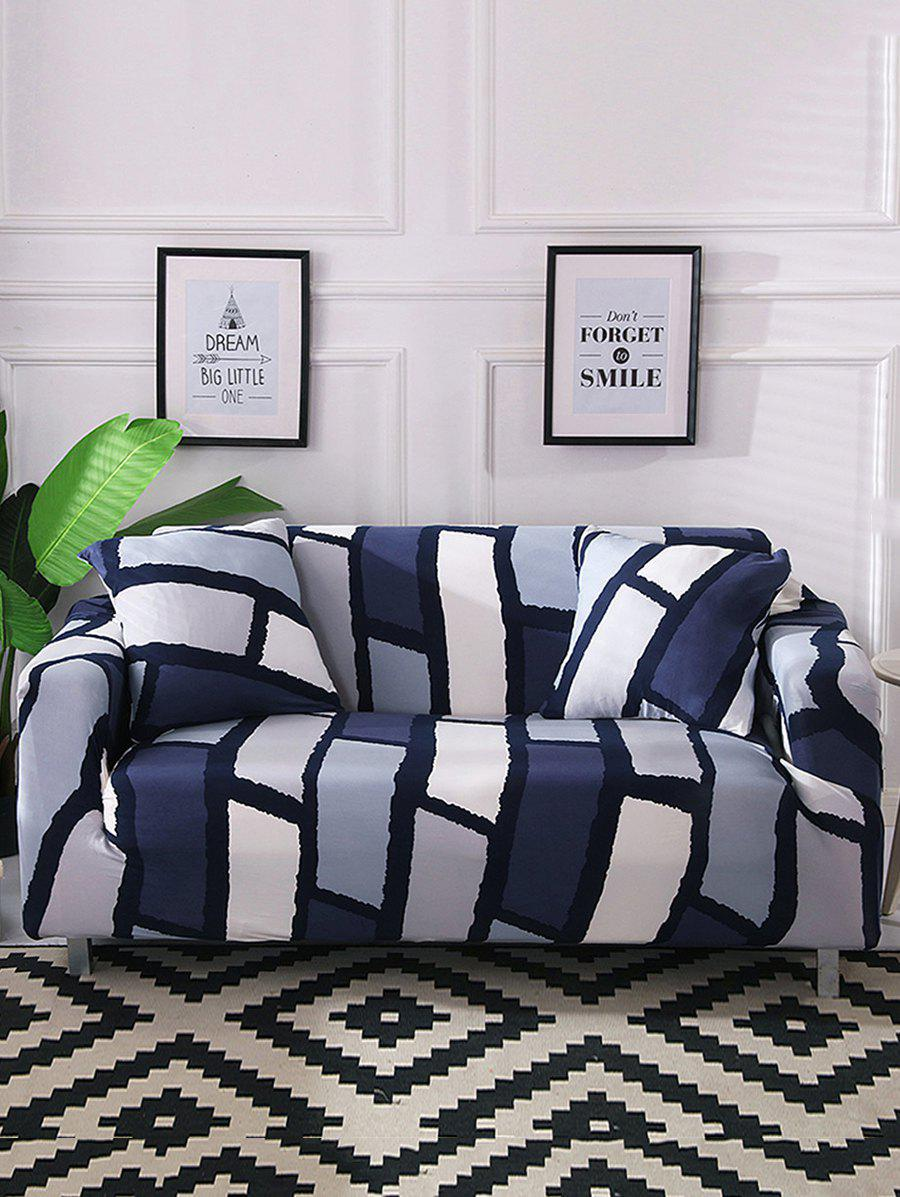 Fine Geometric Graphic Pattern Couch Cover Uwap Interior Chair Design Uwaporg