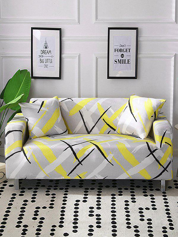 Sensational Striped Pattern Couch Cover Uwap Interior Chair Design Uwaporg