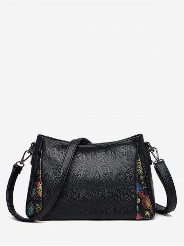 Simple Style Jointed Shoulder Bag
