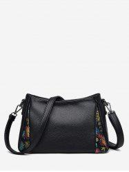 Simple Style Jointed Shoulder Bag -