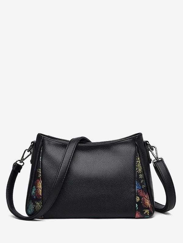 Fashion Simple Style Jointed Shoulder Bag