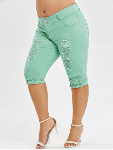 8ad88a95ea1 Plus Size Jeans | Women's Plus Size Skinny, High Waisted & Denim ...