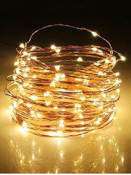 10 Meters String Lights with Remote Control -