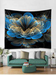 3D Floral Decor Wall Tapestry -