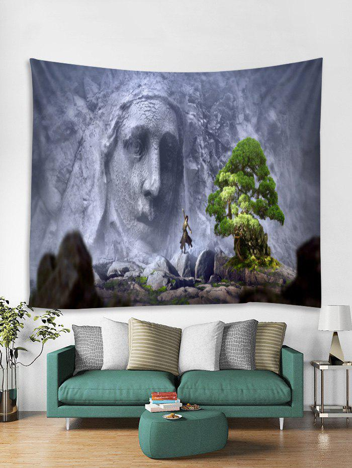 Affordable 3D Engraved Decor Wall Tapestry