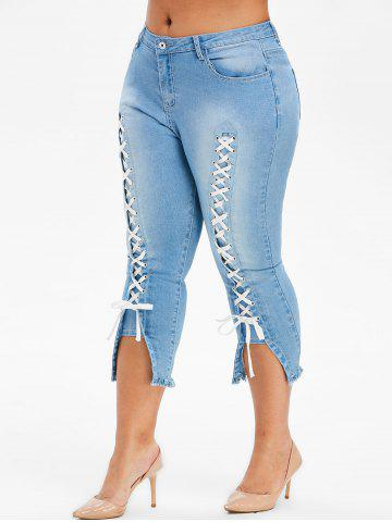 4c07bd5471474 Plus Size Jeans | Women's Plus Size Skinny, High Waisted & Denim ...