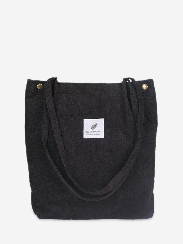Store Simple Canvas Tote Bag