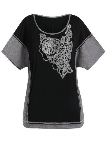 5887a01dd Womens Plus Size Graphic Tees - Free Shipping, Discount And Cheap ...