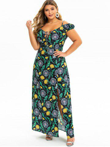 e47c699c Plus Size Cold Shoulder Dress - Free Shipping, Discount And Cheap ...