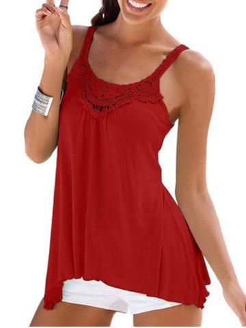 3cc5f4fac4 Red Tunic Top - Free Shipping, Discount And Cheap Sale | Rosegal
