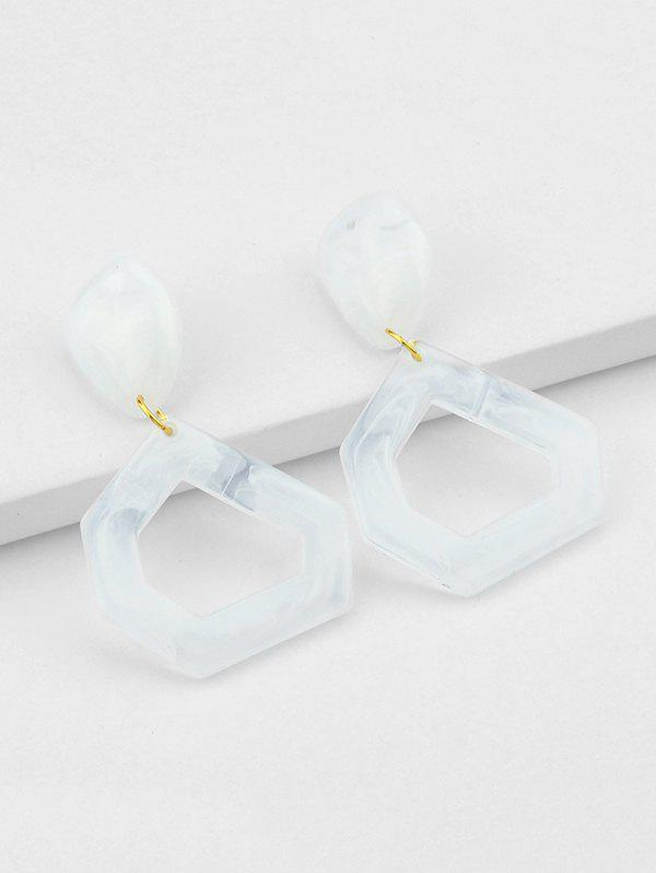 Shop Acrylic Geometric Earrings