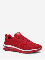 Lace-up Breathable Casual Sport Sneakers -