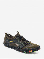Patch Mesh Breathable Quick Dry Water Shoes -